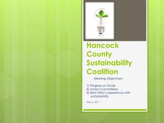 Hancock County Sustainability Coalition