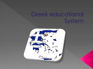 Greek educational System