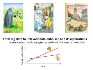 From Big Data to Relevant data:  Ribo-seq  and its applications