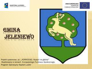 Gmina  Jeleniewo
