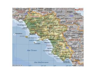Regione Campania Classificazione del territorio