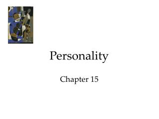 Personality Chapter 15