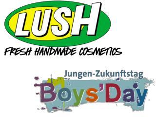 Das ist der  Lush -Store in der Bremer Obernstraße