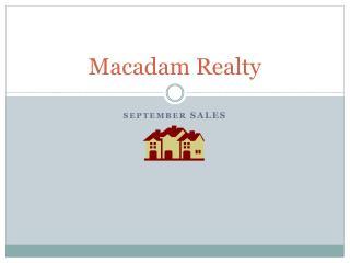 Macadam Realty