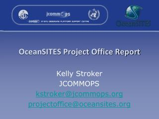 OceanSITES Project Office Report