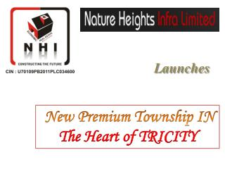 New Premium Township IN  The Heart of TRICITY