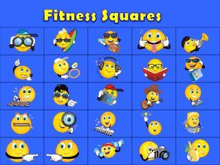 Fitness Squares