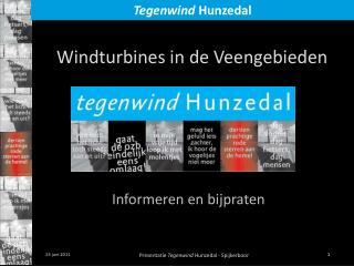 Windturbines in de Veengebieden