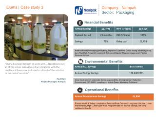 Company:  Nampak Sector:  Packaging