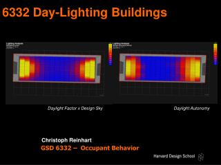 6332 Day-Lighting Buildings