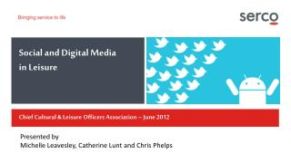 Social and Digital Media in Leisure