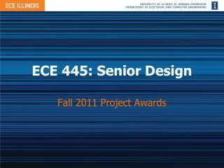 ECE 445: Senior Design