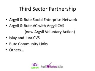 Third Sector Partnership