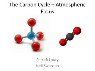 The Carbon  Cycle – Atmospheric Focus