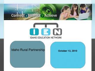 Idaho Rural Partnership