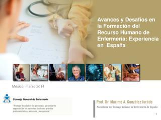 Avances y Desafíos en la Formación del Recurso Humano de  Enfermería:  Experiencia en  España