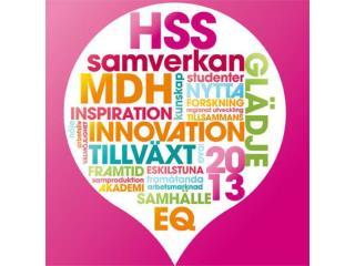 """""""Tema  i Eskilstuna på HSS 2013 är samverkan, innovation, jobb och konkurrenskraft."""