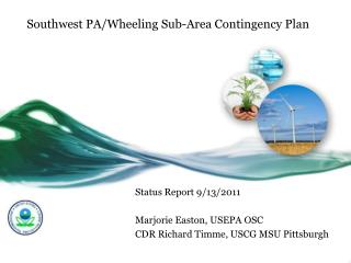Southwest PA/Wheeling Sub-Area Contingency Plan