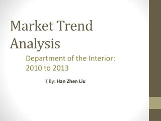 Market Trend Analysis