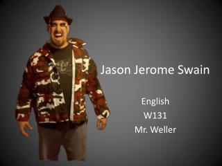 Jason Jerome Swain