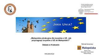 Projekt współfinansowany  ze środków Ministerstwa  Spraw Zagranicznych
