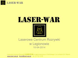 L ASER-WAR