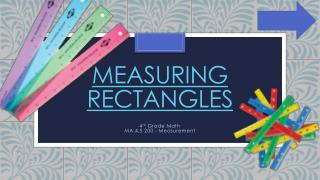 Measuring Rectangles
