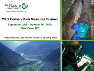 The Conservancy�s Measures Vision