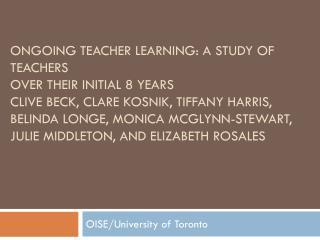 OISE/University of Toronto