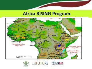 Africa RISING Program
