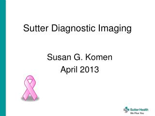 Sutter Diagnostic Imaging