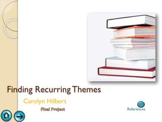 Finding Recurring Themes
