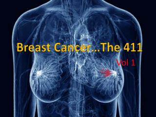 Breast Cancer…The 411