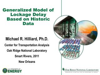 Generalized Model of Lockage Delay  Based on Historic Data