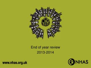 End of year review  2013-2014