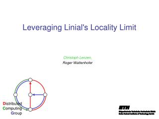 Leveraging Linial's Locality Limit