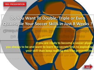 soccer coaching drill