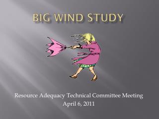 Big Wind Study