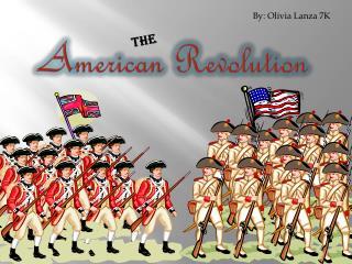 A merican Revolution