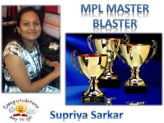 MPL Master BLASTER