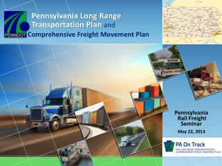 Comprehensive Freight Movement Plan