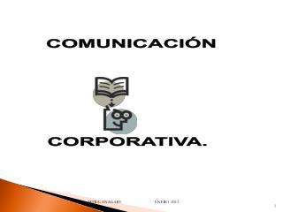 COMUNICACIÓN CORPORATIVA.