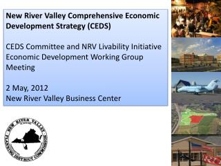 New River Valley Comprehensive Economic Development Strategy (CEDS)