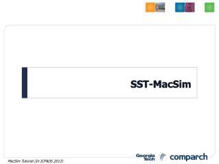 SST-MacSim