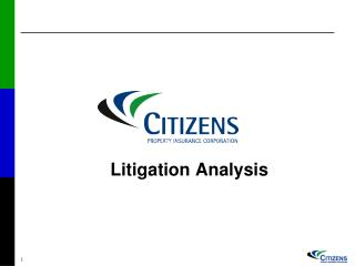 Litigation Analysis