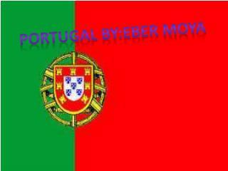 Portugal by:eber moya