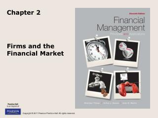 Firms and the Financial Market