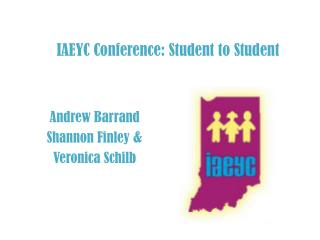 IAEYC Conference: Student to Student