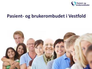 Pasient- og brukerombudet i Vestfold