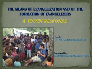 Sharing the Joy in Faith Formation